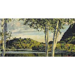 Paul Rodrik - RABBIT BAY, NEAR DORSET, HALIBURTON