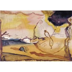 Salvador Dali [After] - UNTITLED