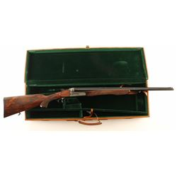 Waffen Dschulnigg Double Rifle .375 H&H Mag