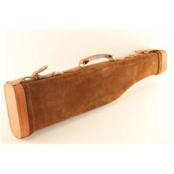 Leather Hard Case for 12 Ga