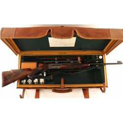 Westley Richards Droplock Double Rifle