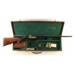 Westley Richards Droplock Double Rifle .577