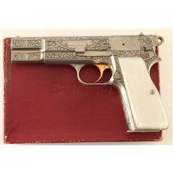Browning Hi-Power Renaissance 9mm #T134681