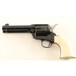 Colt Single Action Army .45 LC SN: SA16002