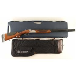Beretta 687 Silver Pigoen II 20 Ga #P37278B