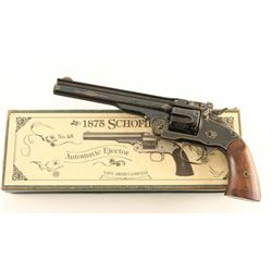 Navy Arms 1875 Schofield .45 LC SN: 1026