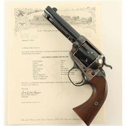 Colt Bisley .45 LC SN: 285947