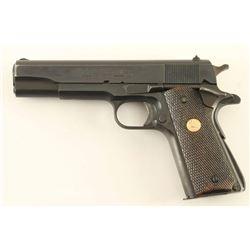 Colt Government Model .38 Super SN: FG69154