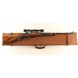 Griffin & Howe Custom Mauser .243 RC #2294