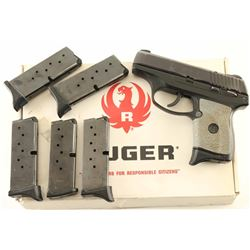 Ruger LC9 9mm SN: 323-70451