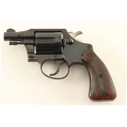 Colt Detective Special .38 NP SN: 585717