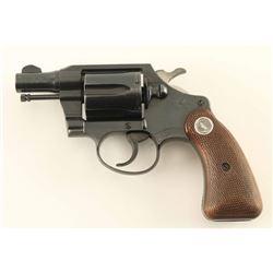 Colt Detective Special .38 Spl SN: 782517