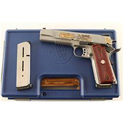 Smith & Wesson SW1911 .45 ACP SN: PAT0099