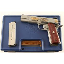 Smith & Wesson SW1911 .45 ACP SN: PAT0099