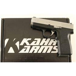 Kahr CW9 9mm SN: EM6663
