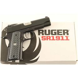 Ruger SR1911 .45 ACP SN: 672-79799