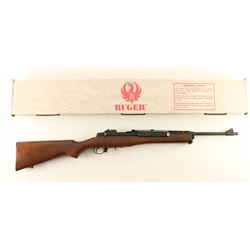 Ruger Ranch Rifle .223 Rem SN: 187-00115