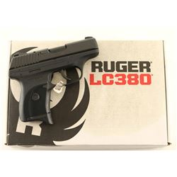 Ruger LC380 .380 ACP SN: 326-78328
