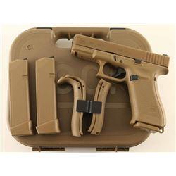 Glock 19X 9mm SN: BHNL855