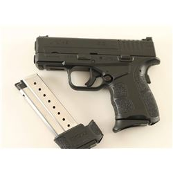 Springfield XDS-9 9mm SN: HG902063