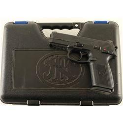 FNH FNX-10 .40 S&W SN: FX2U032226