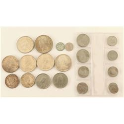 Lot of Silver Coins