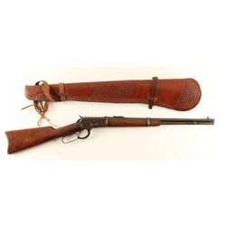 Winchester Model 1892 .25 W.C.F. SN: 916399
