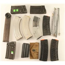 Assorted Mag Lot