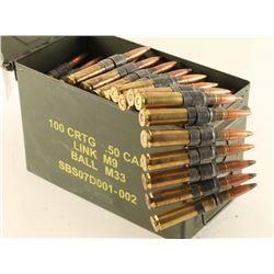 Lot of 50cal ammo