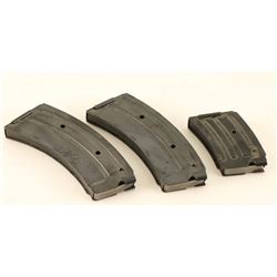 (3) Winchester Mags
