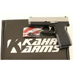 Kahr CW9 9mm SN: EM3969