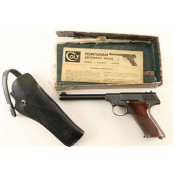 Colt Huntsman .22 LR SN: 141873-C