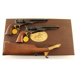 Colt US Cavalry Commemorative 1860 Army Set