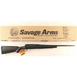 Savage Axis .223 Rem SN: H8886226