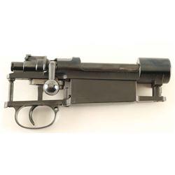 Mauser Banner T.ST.V Wehrmannsgewehr Action
