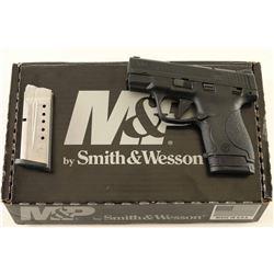 S&W M&P9 Shield 9mm SN: HDC6518
