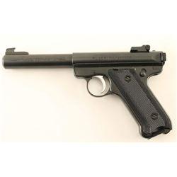 Ruger Mark II Target .22 LR SN: 224-21177