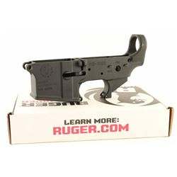 Ruger AR Lower 5.56mm SN: 853-46300