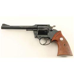 Colt Official Police Mk III .38 Spl #21347J