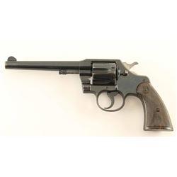 Colt Official Police .38 Spl SN: 736172