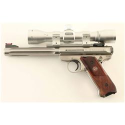 Ruger MKIII Hunter .22 LR SN: 229-25680