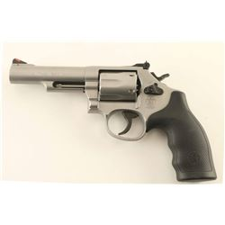 Smith & Wesson 66-8 .357 Mag SN: CZR6568