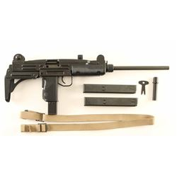 IMI UZI Model B 9mm SN: SA58182