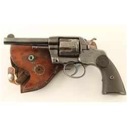 Colt 1892 New Navy .38 LC SN: 15484