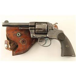 Colt 1892 New Navy .38 LC SN: 15484