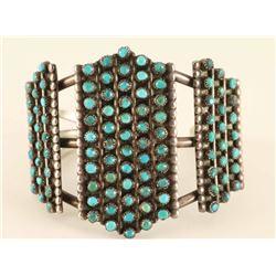 Zuni Cuff Bracelet
