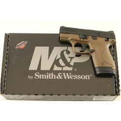 Smith & Wesson M&P9 Shield 9mm SN: HZX1252