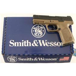 Smith & Wesson SD9 VE 9mm SN: FBB1561