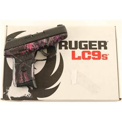 Ruger LC9 9mm SN: 452-93406
