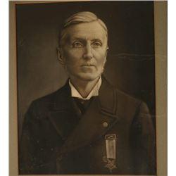 Antique Military Portrait